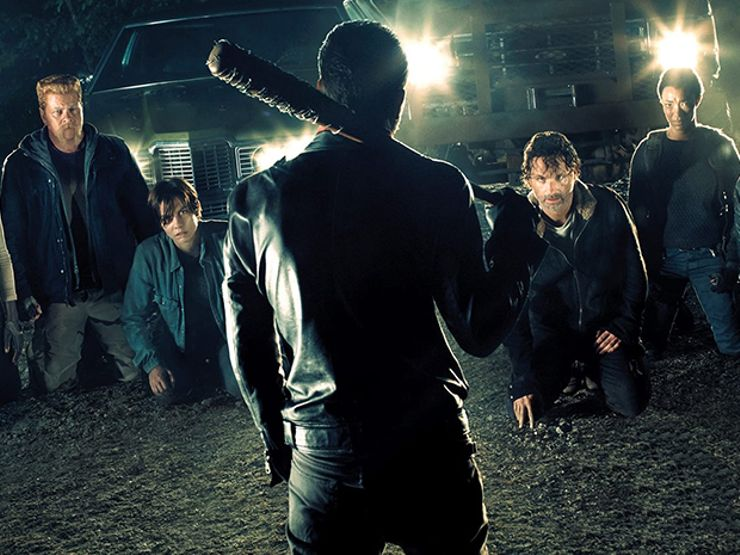 best scary shows the walking dead