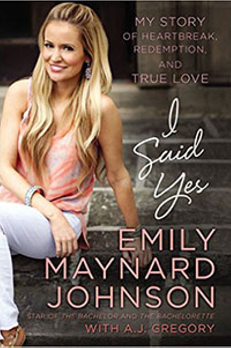 Buy I Said Yes: My Story of Heartbreak, Redemption, and True Love at Amazon