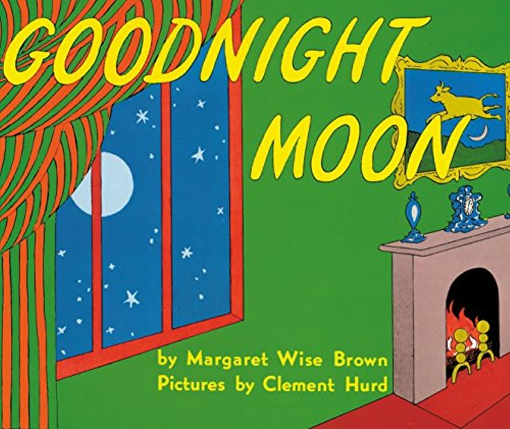 Buy Goodnight Moon at Amazon