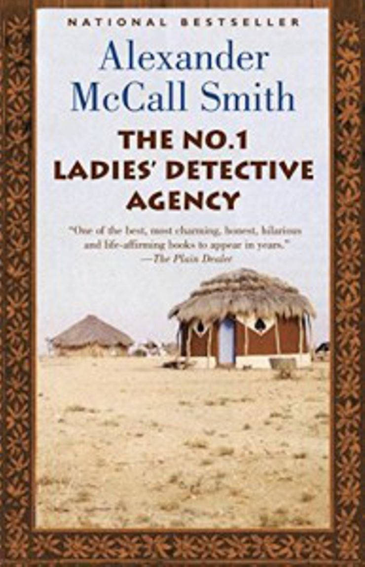 Buy The No. 1 Ladies' Detective Agency at Amazon