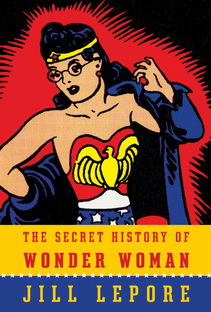 Buy The Secret History of Wonder Woman at Amazon