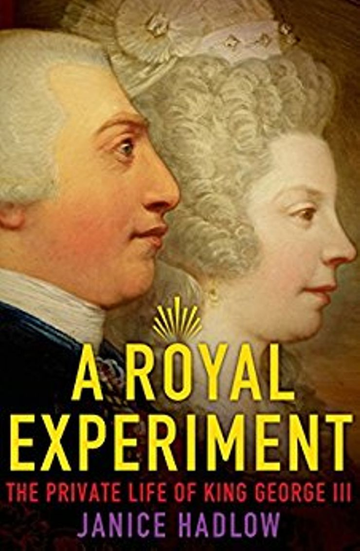 Buy A Royal Experiment: The Private Life of King George III at Amazon