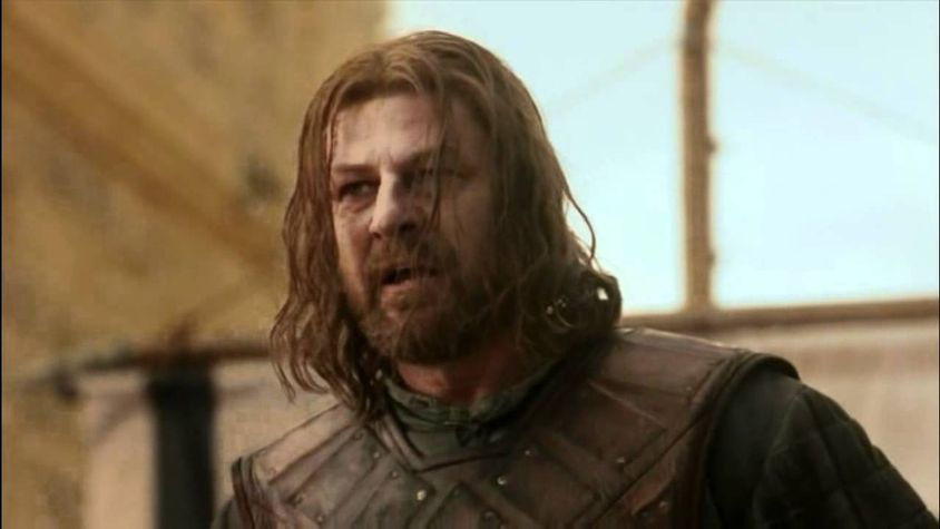 Game of Thrones deaths Ned Stark