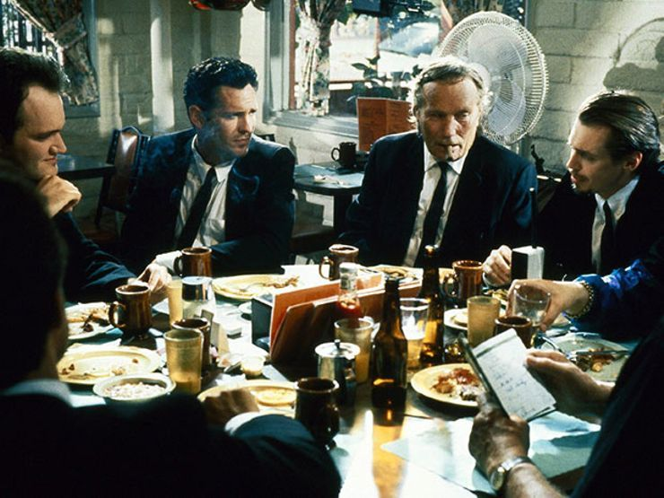 Reservoir Dogs - Edward Bunker