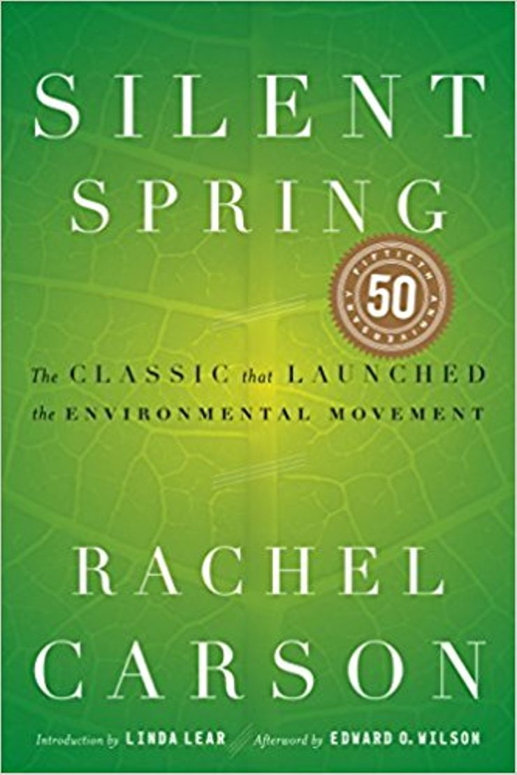 Buy Silent Spring at Amazon