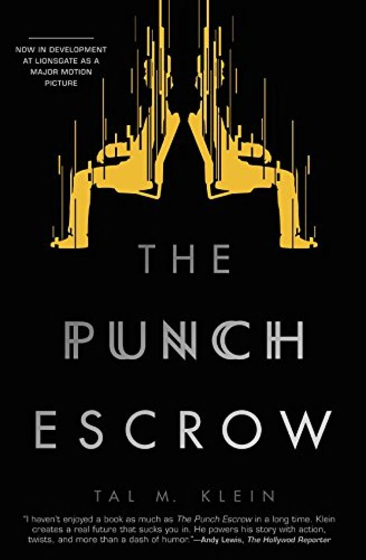 Buy The Punch Escrow at Amazon