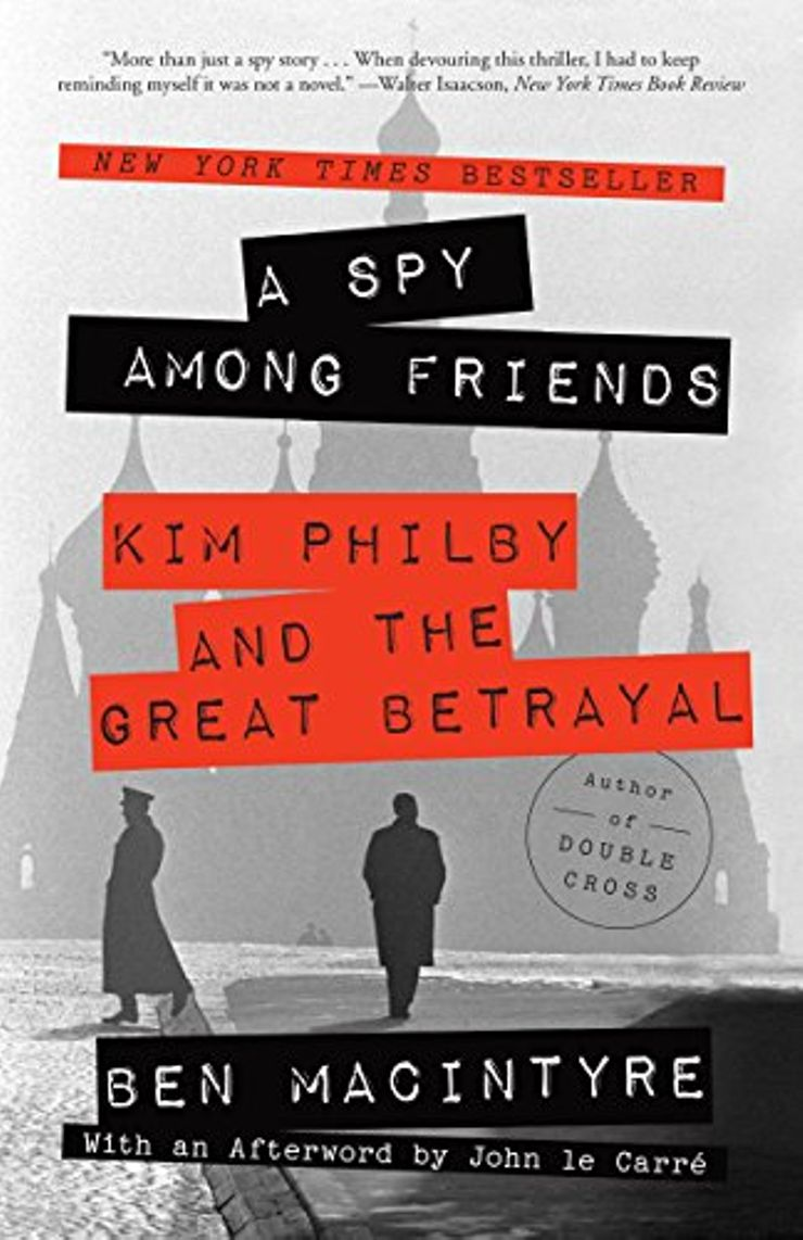 Buy A Spy Among Friends at Amazon