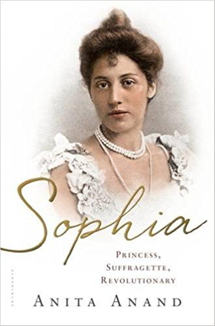 Buy Sophia: Princess, Suffragette, Revolutionary at Amazon