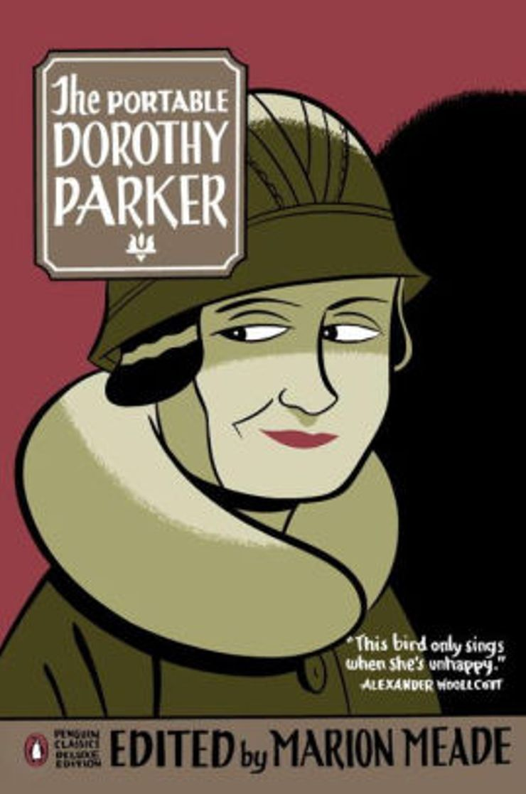 Buy The Portable Dorothy Parker at Amazon