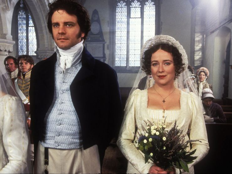6 Lovers Better than Mr. Darcy