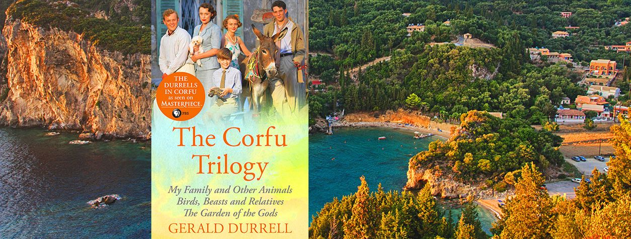 [CLOSED] GIVEAWAY: <em>The Corfu Trilogy</em>, by Gerald Durrell