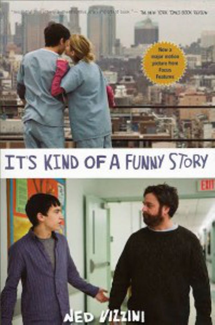 Young Adult Novels It's Kind of a Funny Story