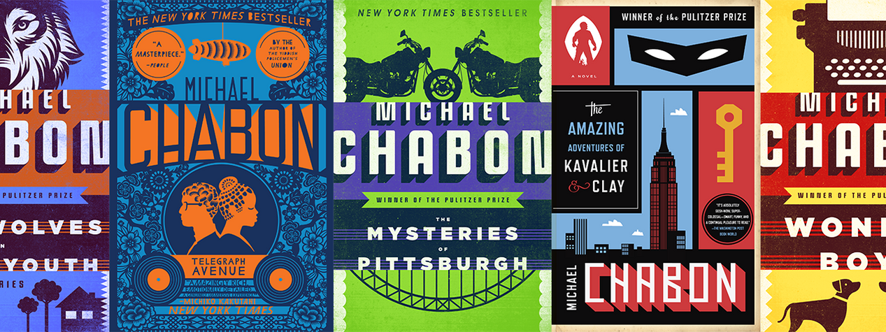 12 Michael Chabon Books You Won't Be Able to Put Down