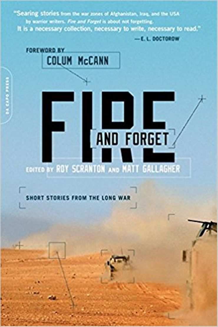 Buy Fire and Forget at Amazon