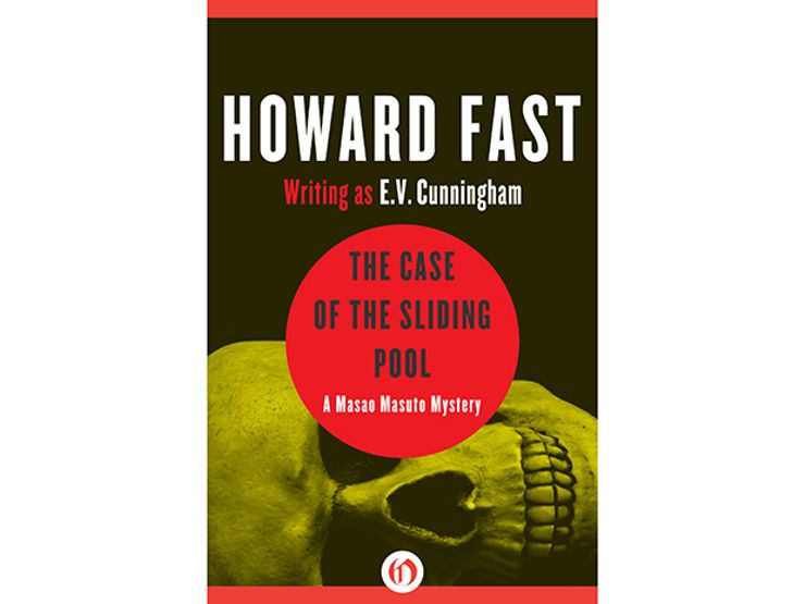 the case of the sliding pool by howard fast