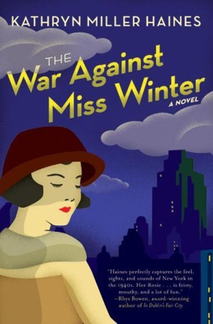 Buy The War Against Miss Winter at Amazon