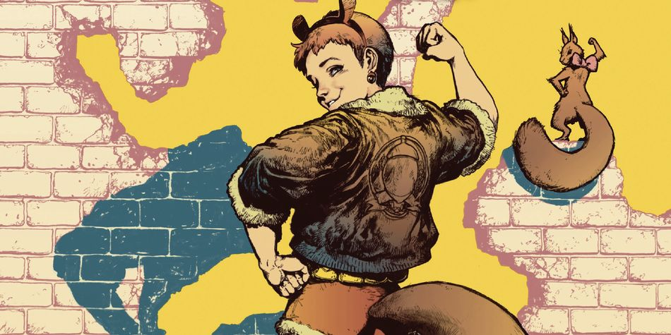 superhero powers ridiculous squirrel girl
