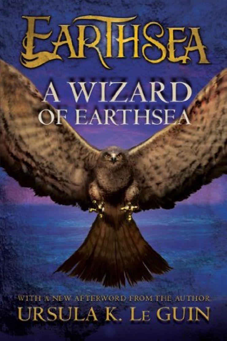 Buy A Wizard of Earthsea at Amazon