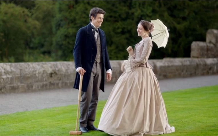 Doctor Thorne Mary and Frank Gresham