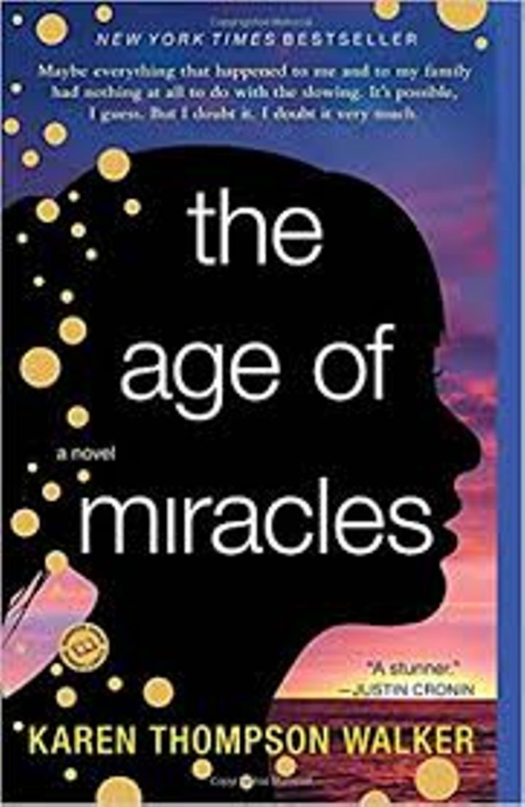 Buy The Age of Miracles at Amazon