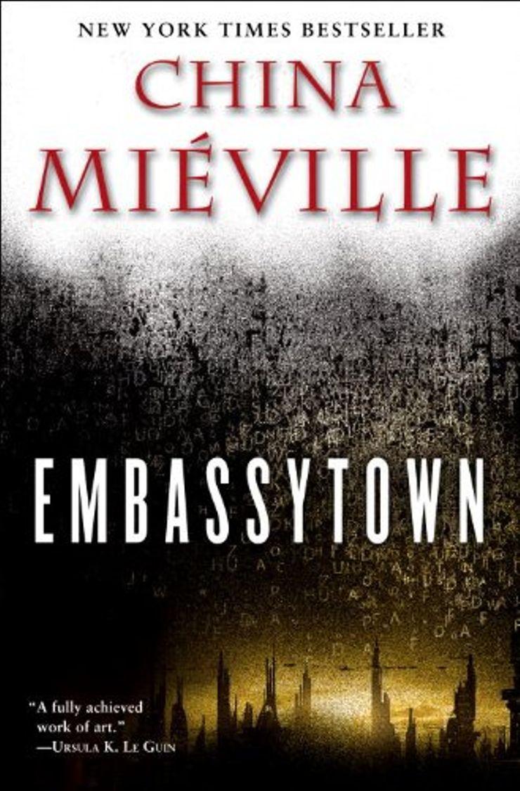 Buy Embassytown at Amazon