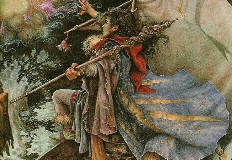 best fantasy characters Ged Wizard of Earthsea