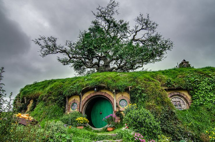 best vacation spots Hobbiton Middle Earth