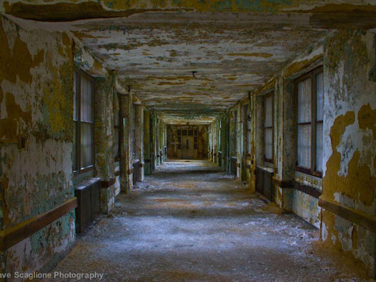 The Dark History Of The Trenton Psychiatric Hospital