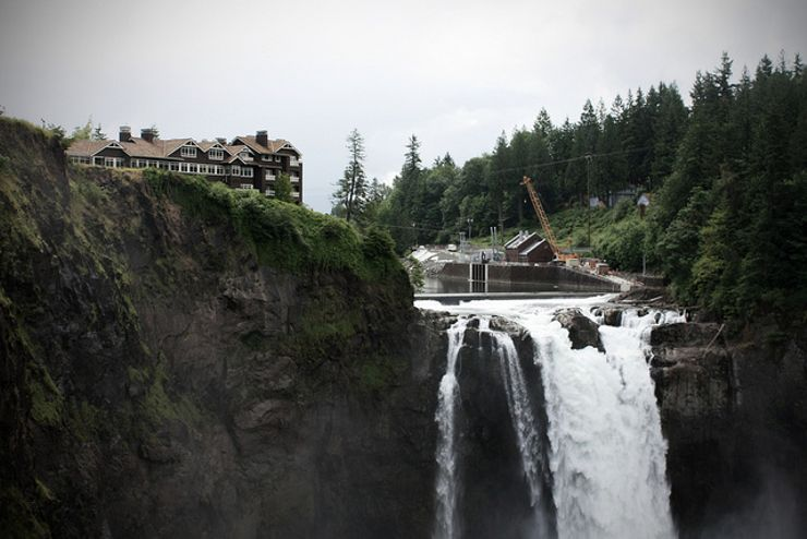 best vacation spots The Great Northern Twin Peaks  The Salish Lodge and Spa