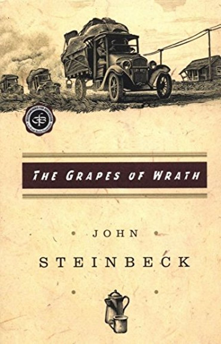Buy The Grapes of Wrath at Amazon