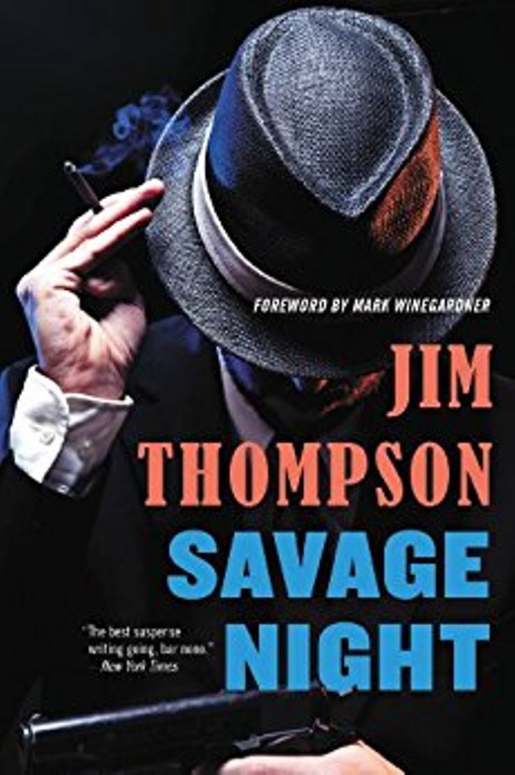 Buy Savage Night at Amazon
