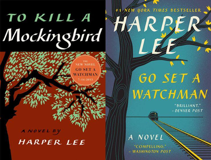 new to kill a mockingbird book