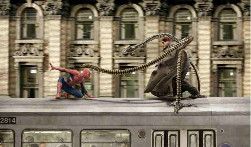Spider-Man movies Spider-Man 2 2004