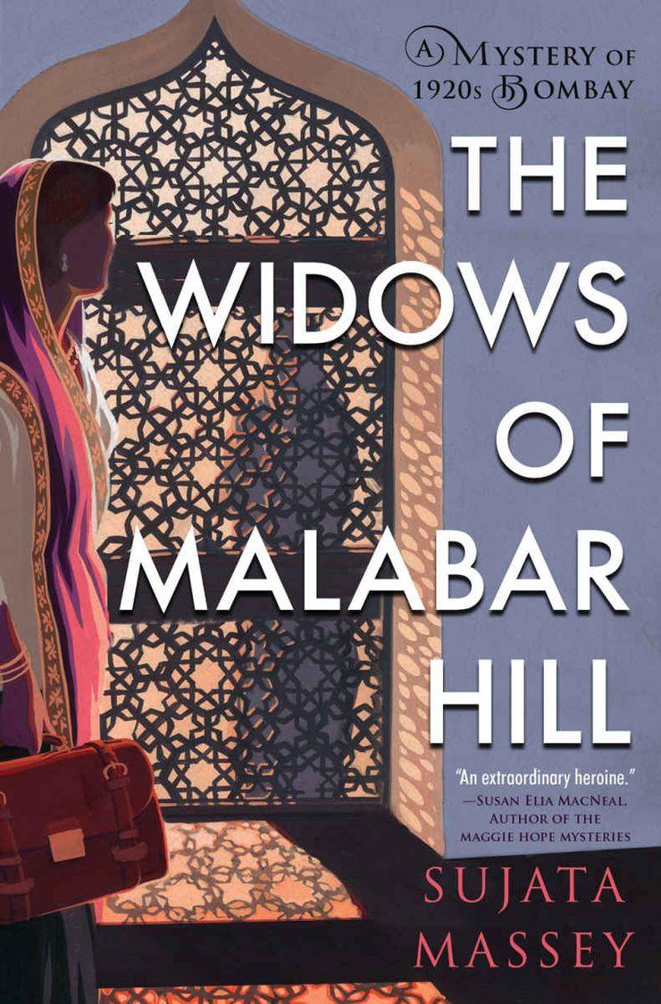 Buy The Widows of Malabar Hill  at Amazon