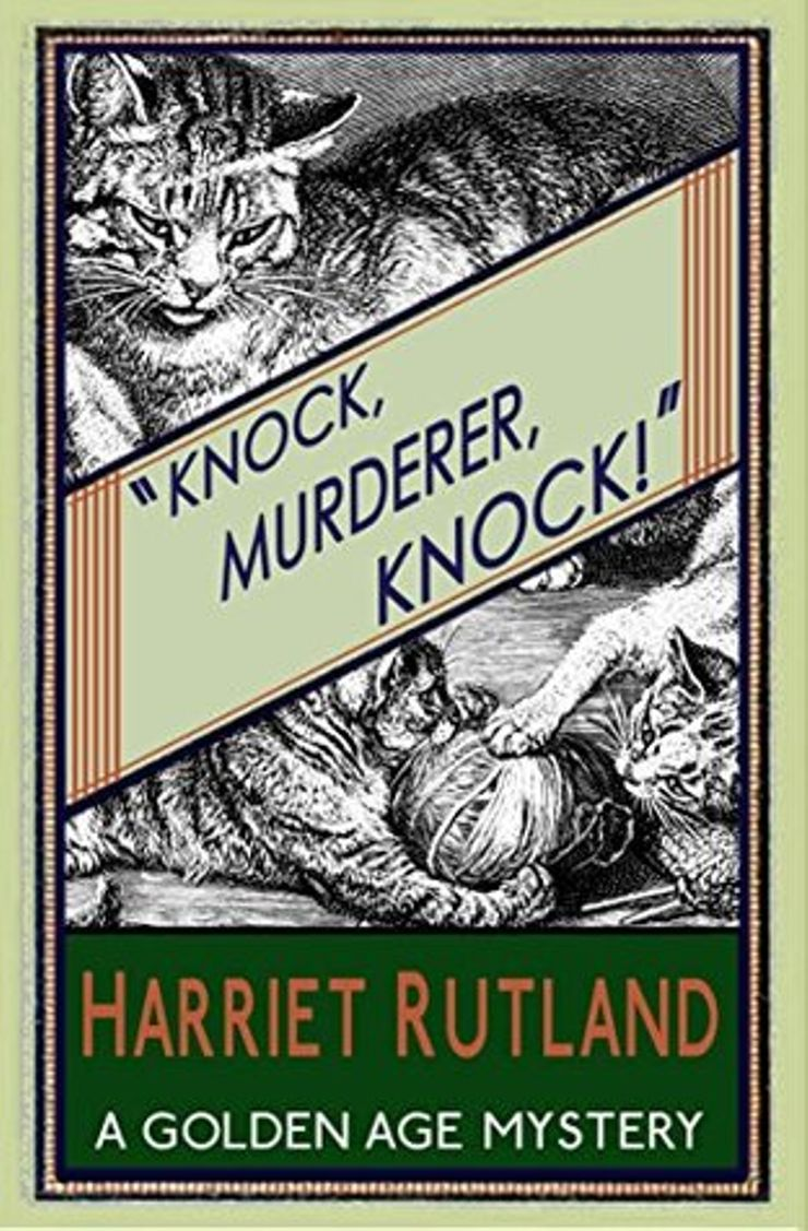 Buy Knock, Murderer, Knock! at Amazon