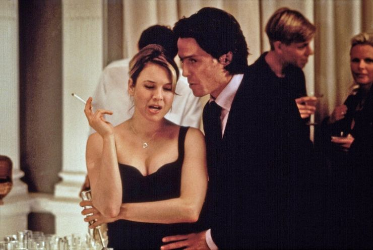 romantic movies on Netflix Bridget Jones's Diary