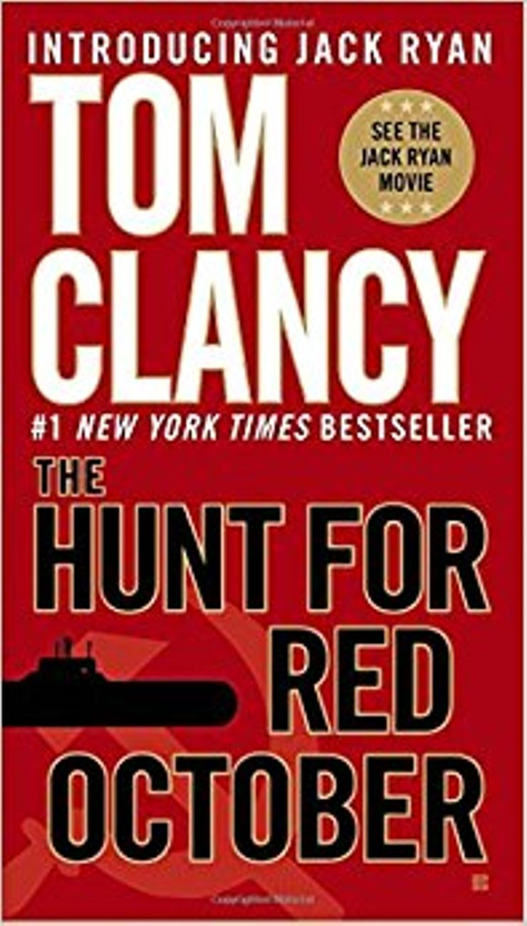 Buy The Hunt for Red October  at Amazon