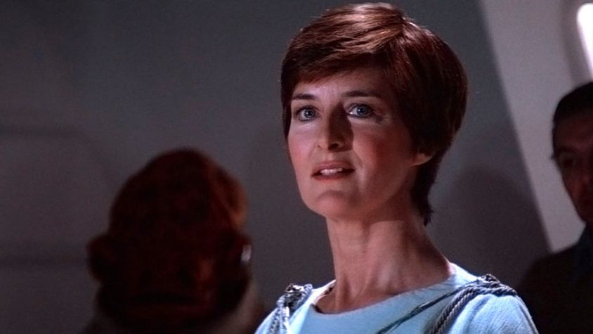 badass female characters Mon Mothma Andy Weir