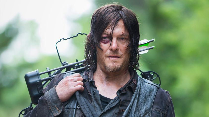 how to survive the end of the world daryl dixon