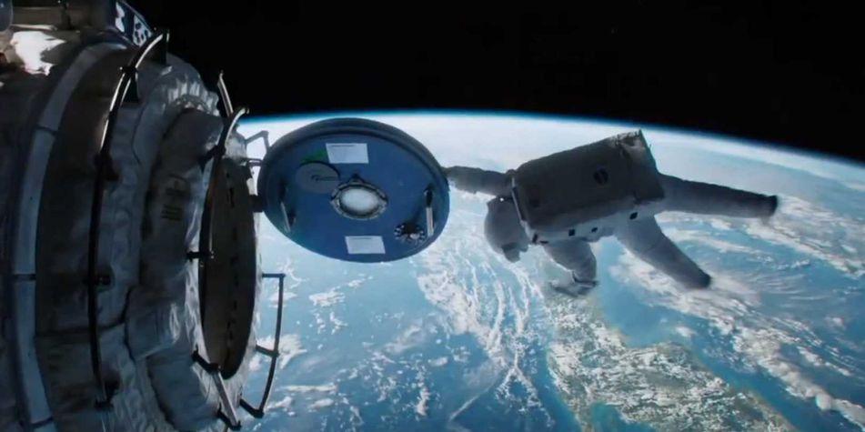 space movies gravity