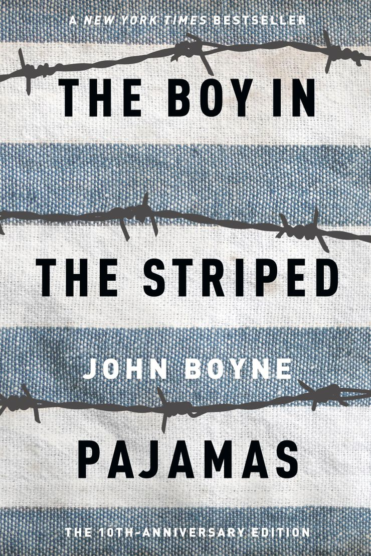Buy The Boy in the Striped Pajamas at Amazon