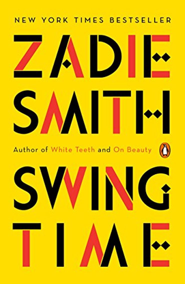 Buy Swing Time at Amazon