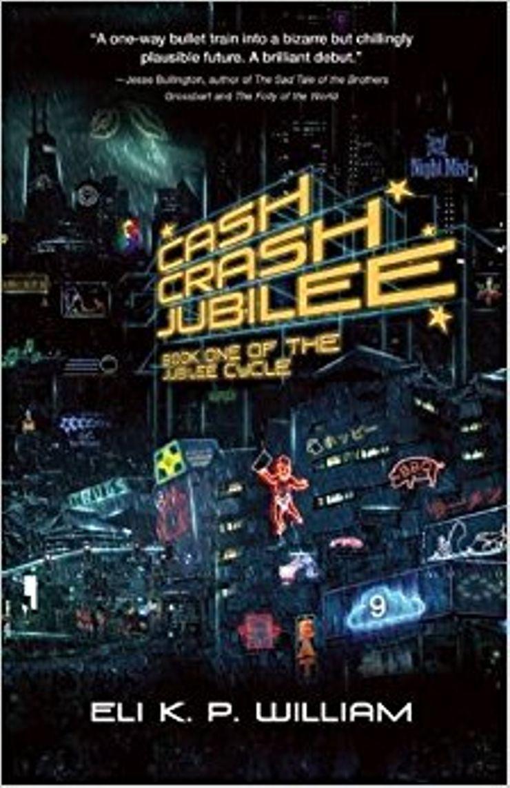 Buy Cash Crash Jubilee at Amazon