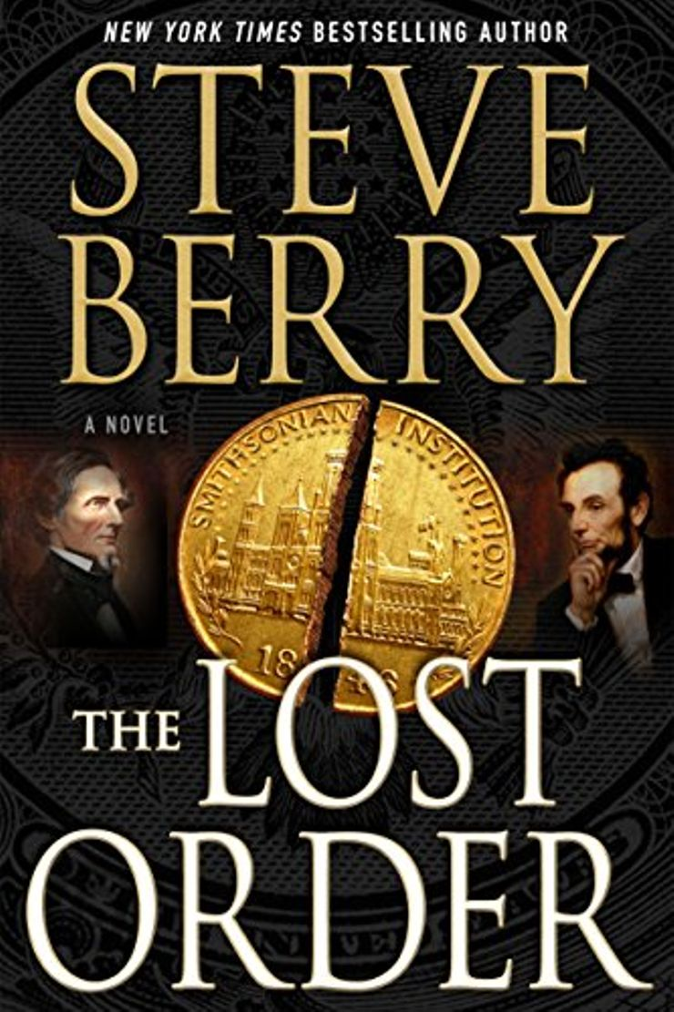 Buy The Lost Order at Amazon