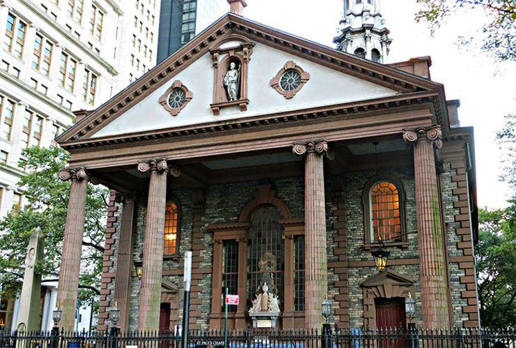 st paul chapel