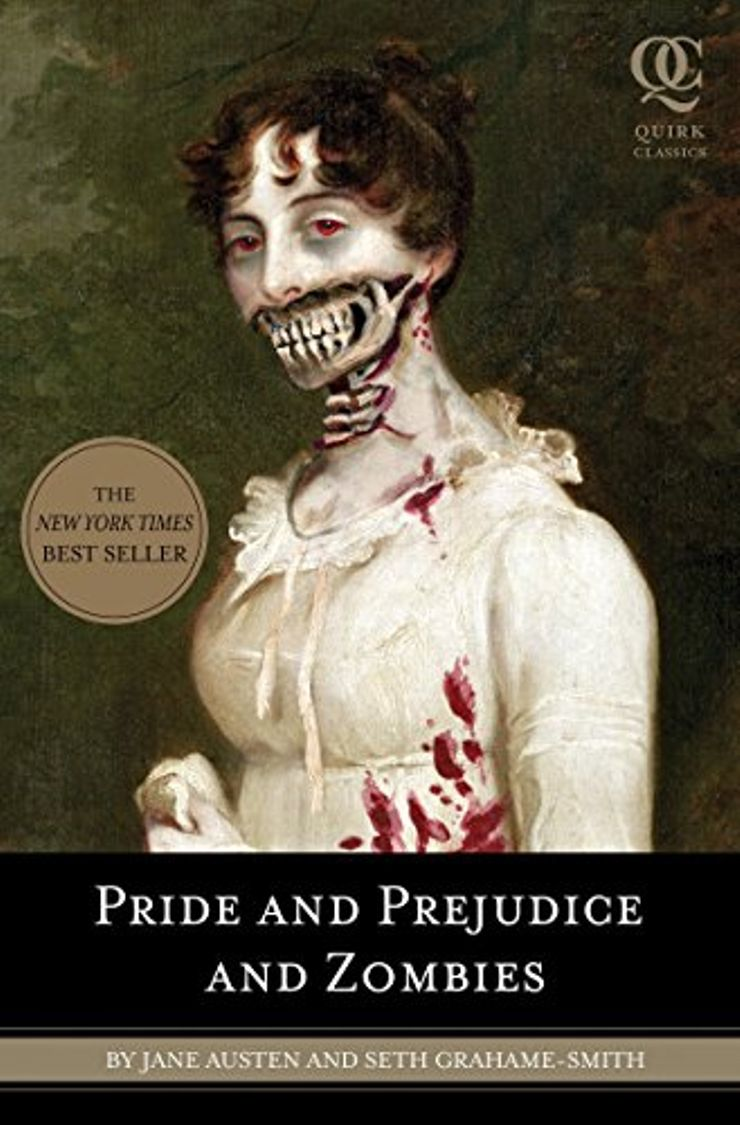 Buy Pride and Prejudice and Zombies at Amazon