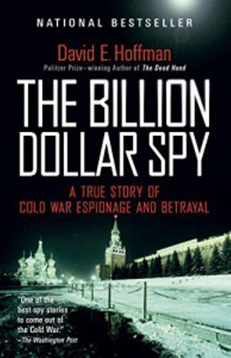 Spy Books Billion Dollar Spy