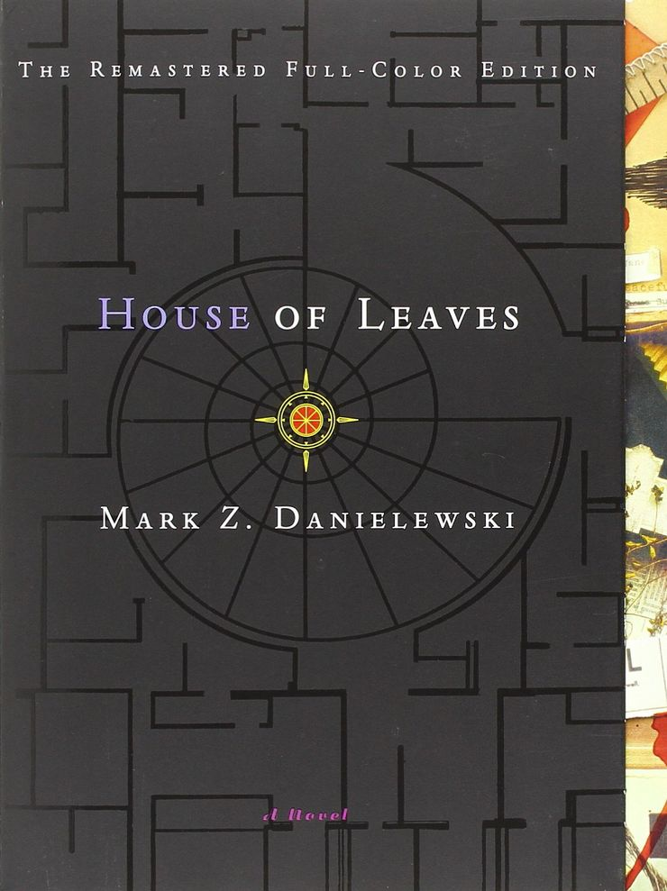 Buy House of Leaves at Amazon