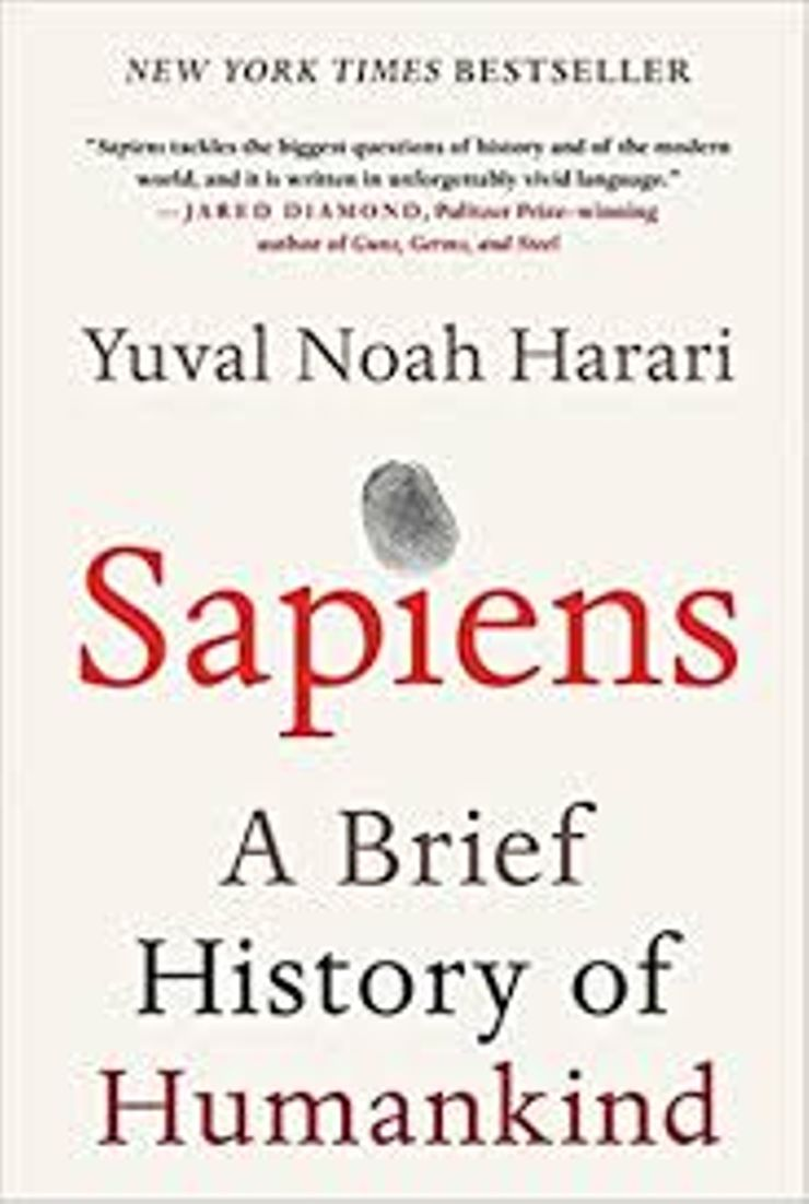 Buy Sapiens: A Brief History of Humankind at Amazon