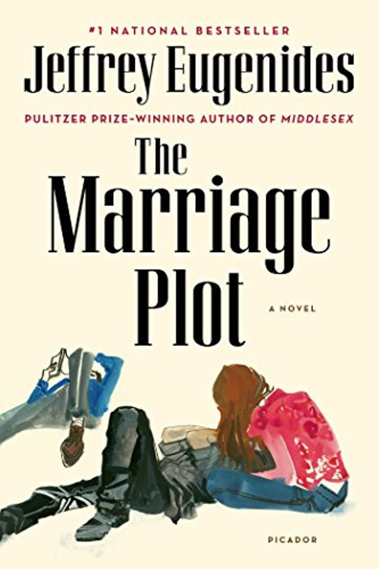 Buy The Marriage Plot at Amazon